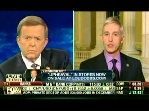Gowdy Talks Immigration Reform with Loud Dobbs