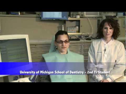 Michigan Dental Students Learn Digital Impresssion Taking