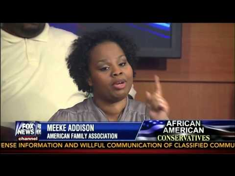Idolatry in the Black Community, African American Conservative Speaks Out!