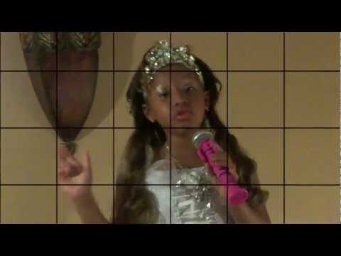 SELENA GOMEZ, JESSY J, ARIANA GRANDE, KATY PERRY Covered by Little Girl Singing Sarah MorningStarr