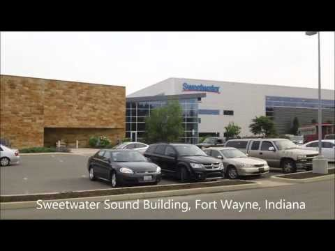 Midwest's Finest on Location: Behold Sweetwater Sound HQ in Fort Wayne, Indiana, Home of GearFest