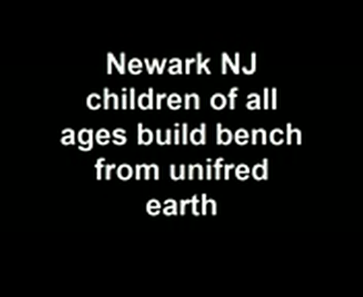 Newark+NJ+children+of+all+ages+build+bench+from+unifred+eart_mpeg4