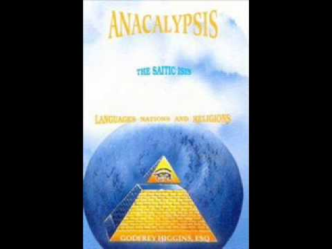 Anacalypsis - An Attempt to Draw Aside the Veil of the Saitic Isis (audio)