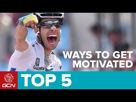 Top 5 Ways To Motivate Yourself | Pro Cycling Motivation