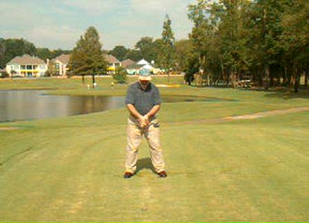 """Tom Learns """"Air Golf"""""""