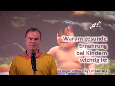 Warum gesunde Ernährung bei Kindern wichtig ist? - Frage an Sukadev