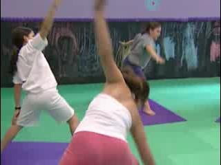 Yoga for Children, part 1