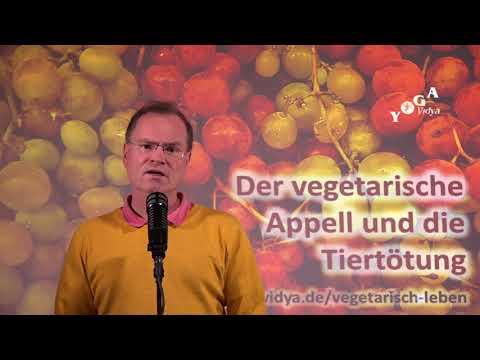 Der vegetarische Appell und die Tiertötung? - Frage an Sukadev