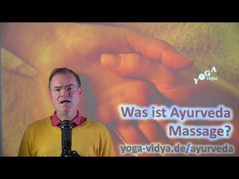 Was ist Ayurveda Massage? - Frage an Sukadev