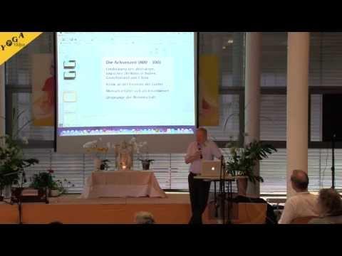 Ayurveda Kongress 2014: Yoga und Ayurveda - Unterschiede und Gemeinsamkeiten mit Prof. Dr. Mittwede