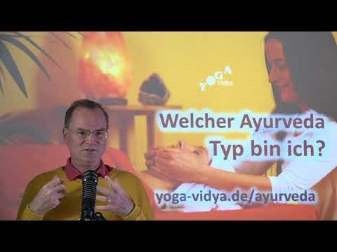Welcher Ayurveda Typ bin ich? - Frage an Sukadev
