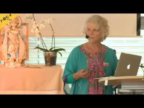 Integration von Ayurveda und Yoga - Vortrag von Ann Holaday