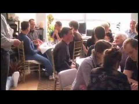 Watch this video in a new window World Cafe Dialogue Workshop