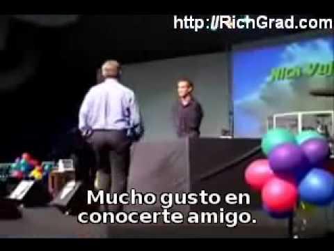 Nick Vujicic español Sin miembros sin preocupaciones Parte 1