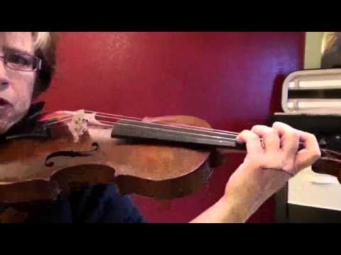 Left Hand Pinky Exercises for Violinists