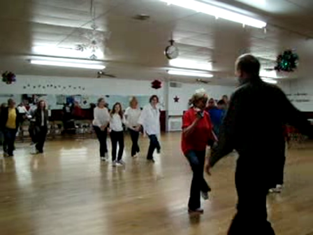 Cotton Eyed Joe - clogging - done by Brazos Valley Cloggers