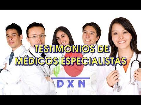 Testimonios de Médicos Especialistas sobre DXN | Salud Riqueza y Felicidad