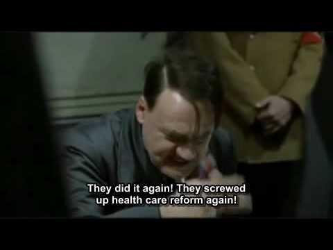 Hitler finds out about lost Mass. Senate Seat