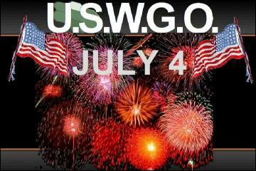 USWGO 4th of July Celebration - Patrick Henry Jolly 'Give me Liberty' Speech