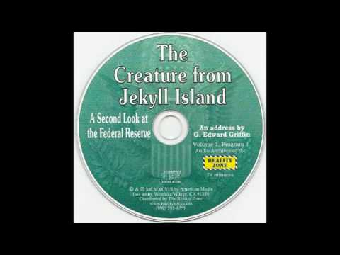 The Creature from Jekyll Island we call Federal Reserve