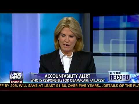Gowdy talks government accountability with Greta On the Record