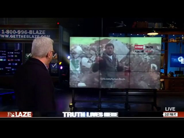 Shocking Syria Video with Glenn Beck…with my comments