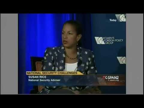Susan Rice on Benghazi: 'Dang If I Know'