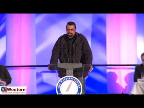 Steven Seagal: If The Truth Came Out, Obama Would Be Impeached