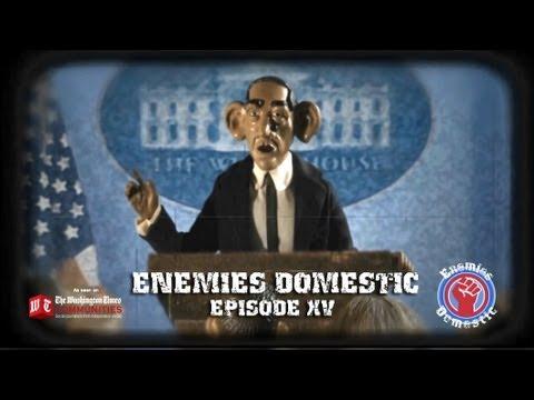 Orwellian Doublespeak and Being Barack Obama.