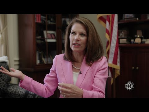 "Bachmann Visits, Documents Border Crisis: ""We Gotta Protect Our People"""