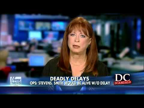Toensing: Benghazi Security Ops Threatened With Perjury