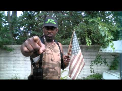 """ISIS"""" YOU WILL NEVER RAISE YOUR FLAGS IN AMERICA"""