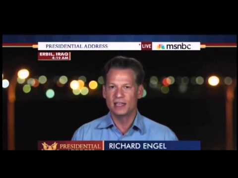 Richard Engel (NBC) Slams President Obama's ISIS Speech: 'Wildly Off-Base'