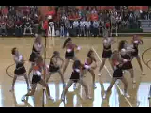 Gator Dance Routine 2008