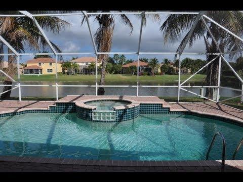 Hermosa casa en la lujosa area de Boca Raton, Florida.