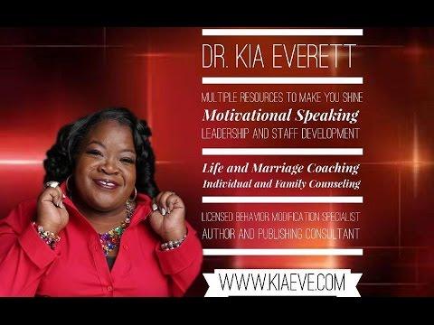 KEITV12: The Kingdom Hour - Rev. Dr. Donna Ghanney Interviews Dr. Kia Everett