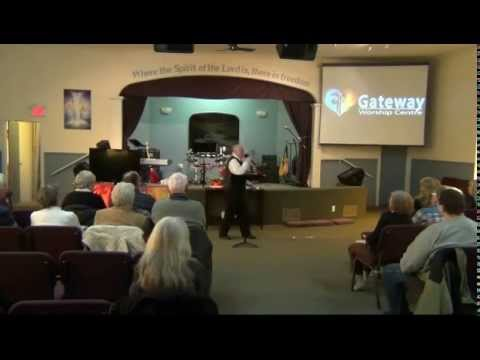 The Power of Pentecost was preached at Gateway Worship Centre, Gravenhurst, ON