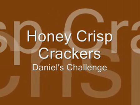 Honey Crisp Crackers