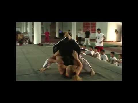 "AnQi Nimbach - ""Fight & Martial Arts Reel"""