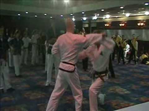 Taekwondo Seminar Bradford, UK