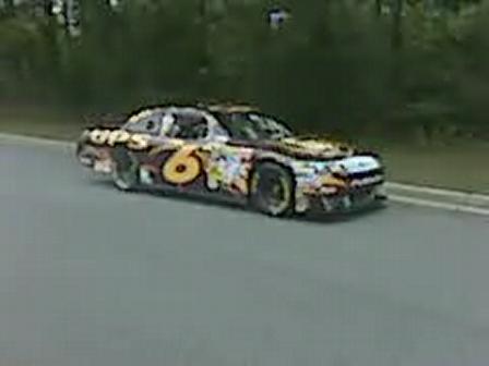UPS NASCAR