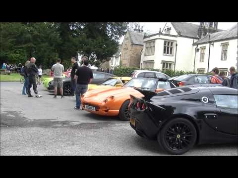 SUPERCAR SUNDAY MITTON HALL 2ND JUNE 2013