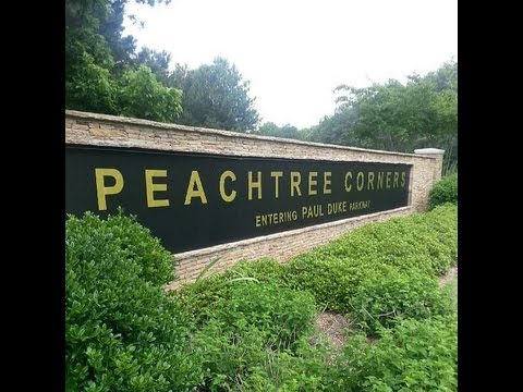 Peachtree Corners: A Remarkable Past, An Innovative Future!