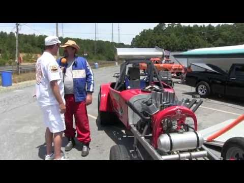 Hot Rod Madness at Paradise Dragstrip