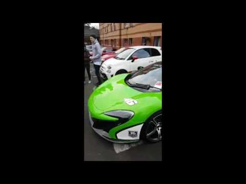 Preston Supercar Meet UK 2017