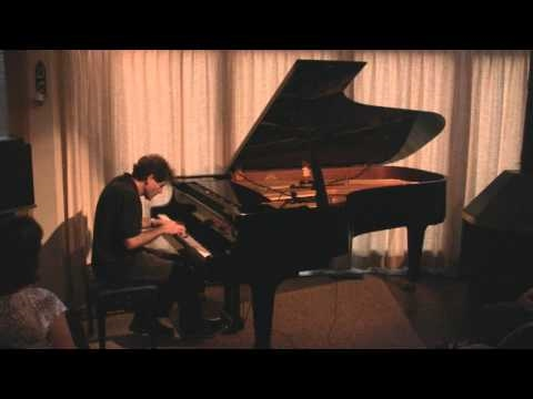 Peaceful - Louis Landon - solo piano