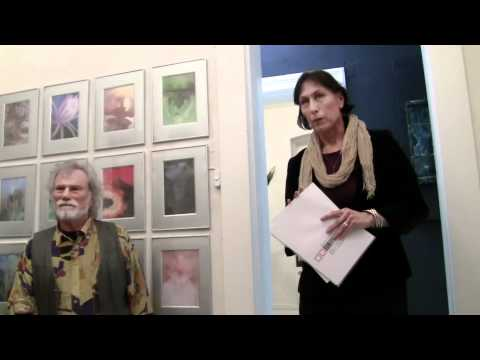 EVA FIDJELAND - Vernissage in Kiel, Galerie K31, December 2011: Opening speech