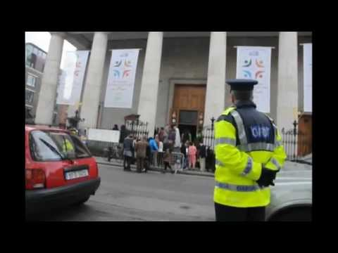 Easter Sunday Protest 8th April 2012 - music by Antonio Paulo Pizzimenti