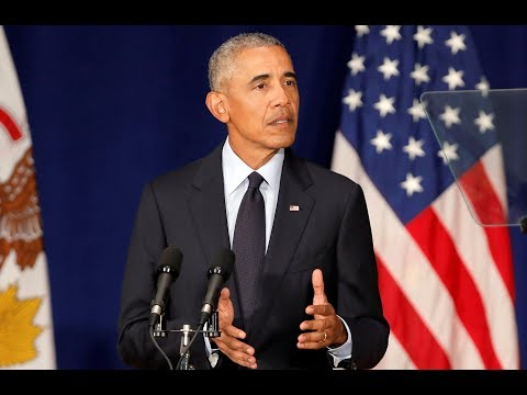 Obama: 'You cannot sit back and wait for a savior'