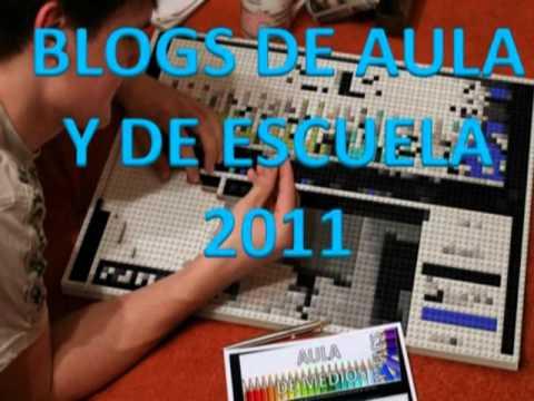 MUESTRA DE BLOGS AULA Y DE ESCUELA 2011